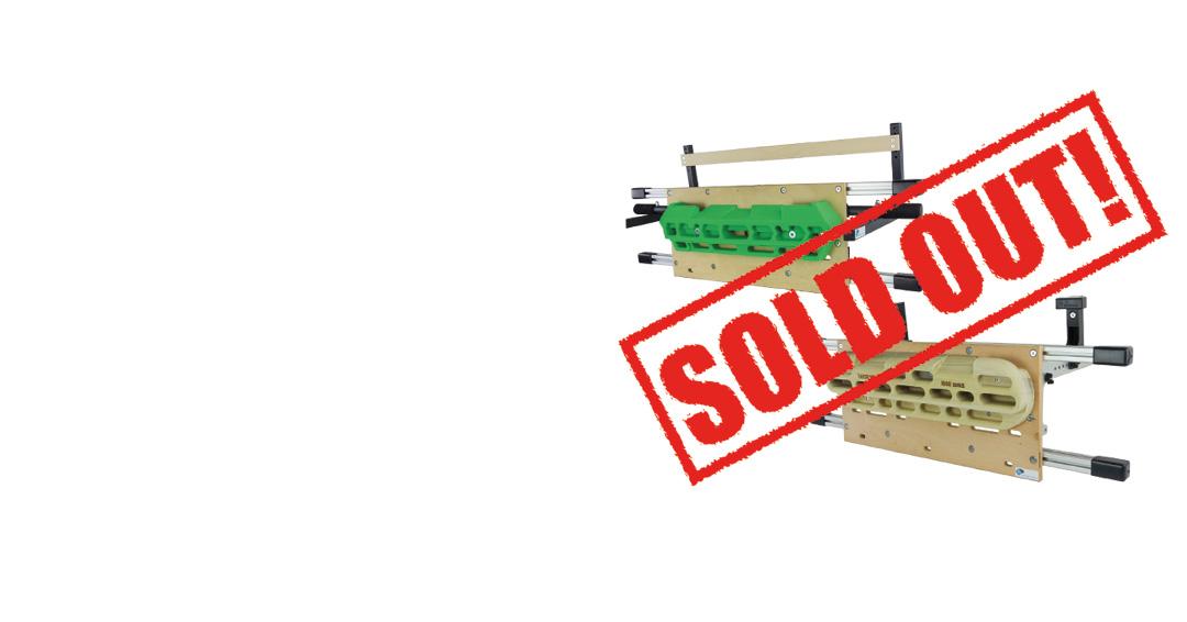 rockbase & rockbaseFlex Sold Out!
