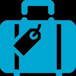 Icon suitcase