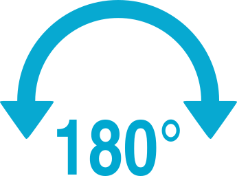 Icon 180°